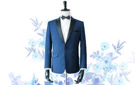 结婚礼服 英国进口面料超值套餐 三件套