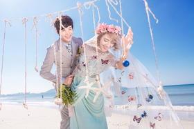 三亚旅图婚纱摄影---【最美の风景线】