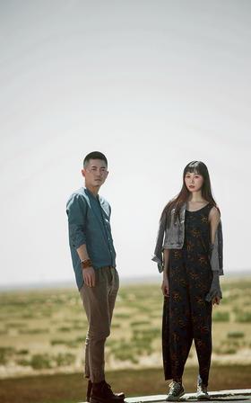 青海客系沙漠