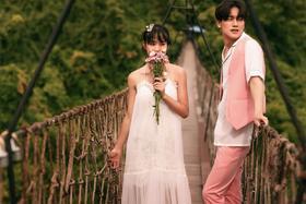 遇见菲林全球旅拍 - 三亚婚纱样片欣赏