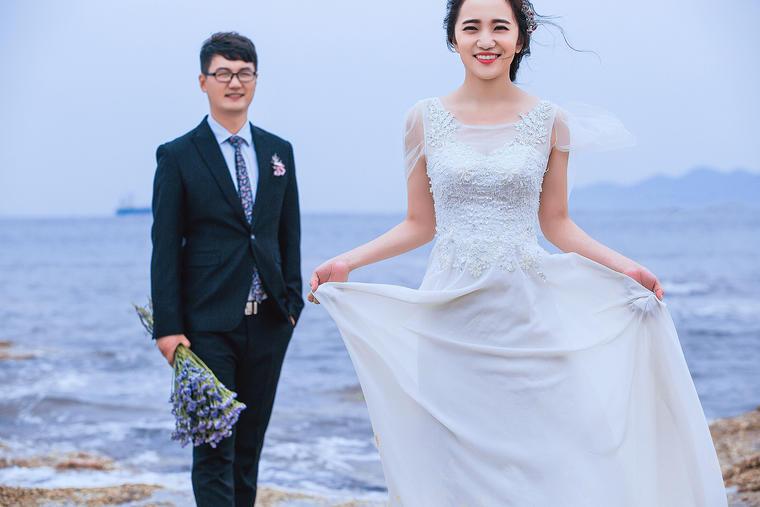 彭媛夫妇【小清新唯美婚纱照】