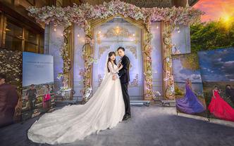婚礼摄影加摄像优惠预定中········