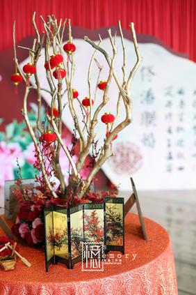 中式主题婚礼