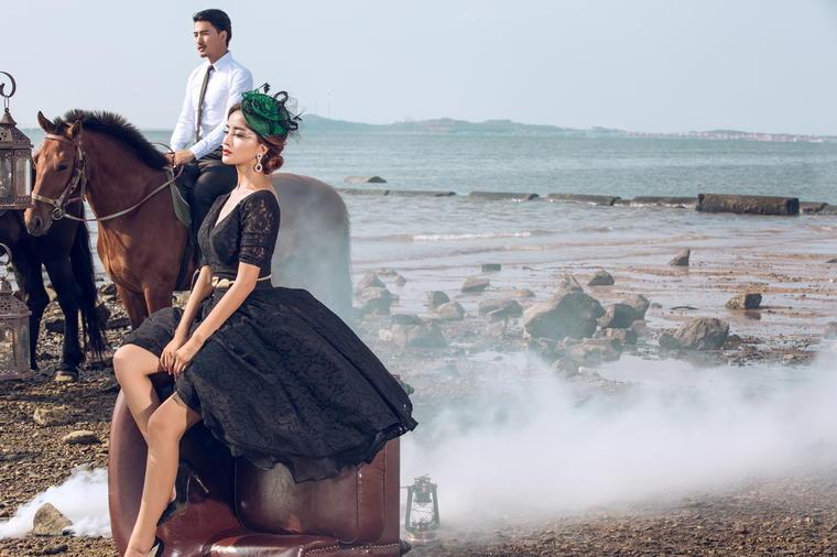 〖骑士的罗曼蒂克〗✈旅图婚纱摄影