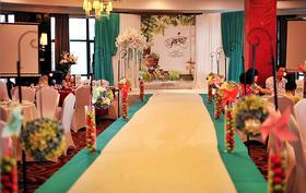 【童话盛宴】西式创意婚礼——遇见