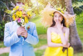 遇见菲林全球旅拍 - 三亚婚纱客片欣赏