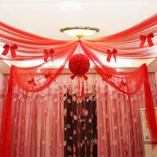 特价包邮婚庆用品 浪漫婚房装饰 婚礼庆典场景布置仿真花球挂饰