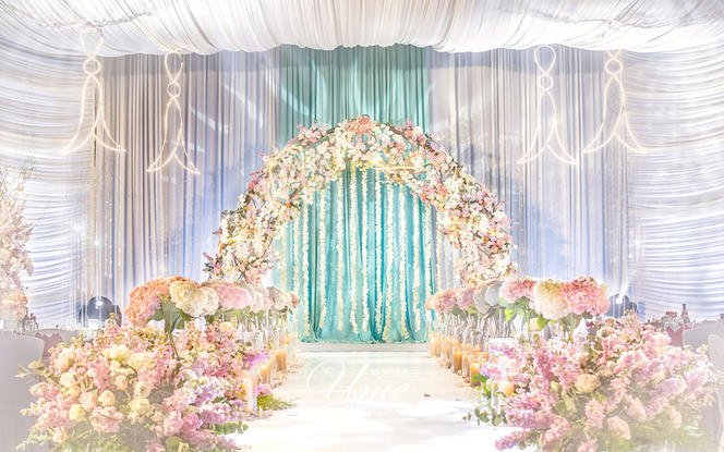 【雲端印象婚礼策划】纱之梦主题