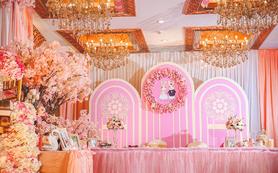 【喜相逢】甜蜜爱恋|甜美粉色系