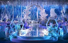 【乐美婚礼】冰雪奇缘 · 金茂万丽酒店