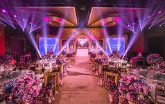 【乐美婚礼】欧式风格·金融街洲际