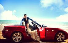 三亚婚纱旅拍婚纱照蜜月之旅,大型尊贵主题