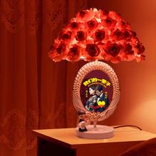 创意结婚礼物新婚庆闺蜜朋友订婚房摆件高档实用送礼品装饰品台灯
