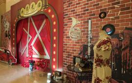 【WISH薇嘻】老上海-普瑞温泉酒店 民国风婚礼