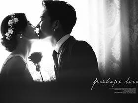 蜂巢韩式内景场景婚纱客照欣赏--倾注爱巢(一)