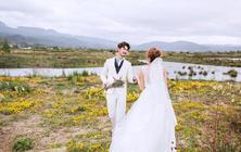 克洛伊『丽江古镇+拉市海+湿地公园+雪山远景』