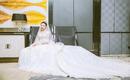 【梵古】韩式端庄秀丽婚纱礼服