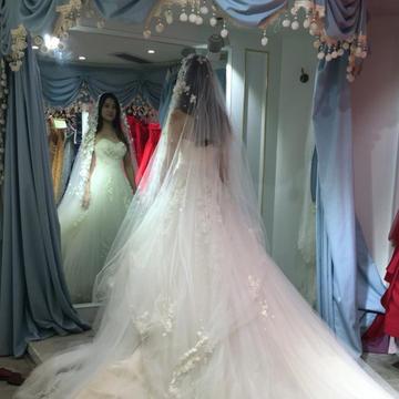 wang的十大婚纱品牌图片