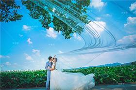 【丽摄影】杭州忆西湖主题婚纱照