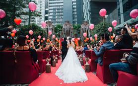 高端婚礼专属主持+化妆师+摄影+摄像