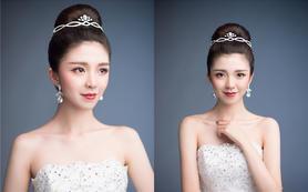 Queen女皇造型 | 高级化妆师全天跟妆