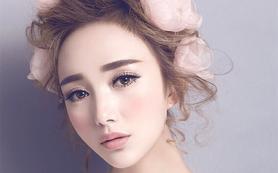 长沙爱美丽 资深专业高级定制新娘妆全程