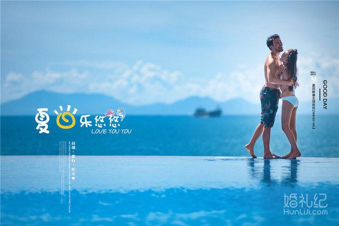 三亚麦田映像婚纱摄影 | 客片 | 凤凰岛