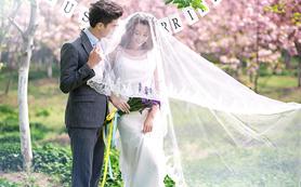 【左岸摄影】天鹅城堡+特色唯美韩式套系