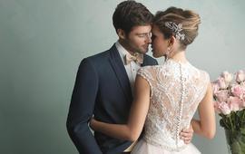 美国大牌Allure Bridals轻奢四件租赁