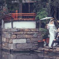 【茜茜公主】最美江南 • 千年古镇9处外景畅拍