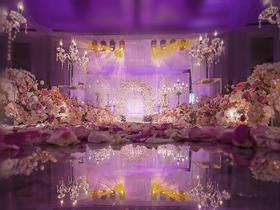 绽放——婚礼鲜花布置