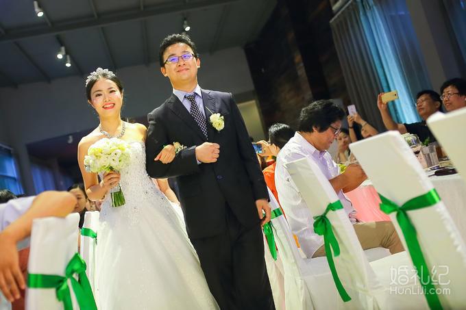 YOUNG总监单机婚礼摄影