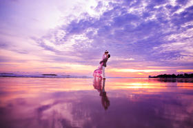 【瑞琪儿】旅拍 浪漫海边婚纱照