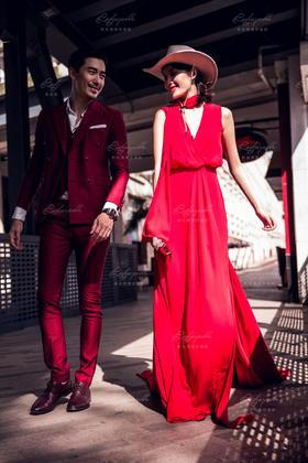 【拉斐婚纱样片】时尚城市轻旅拍