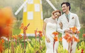 【安娜婚纱旅拍】-莫奈花园