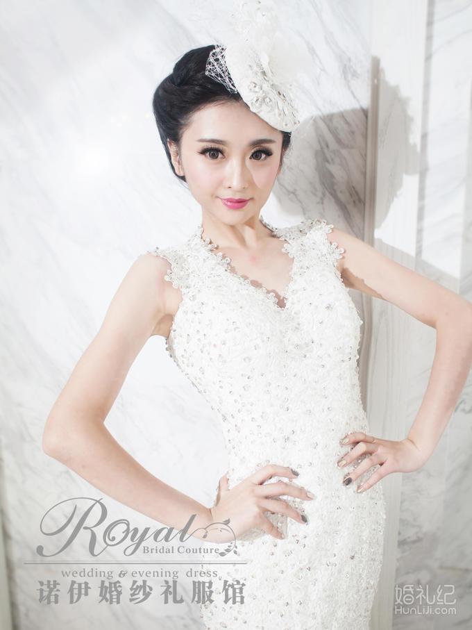 【诺伊】Royal 婚礼纪优惠套餐+精致跟妆