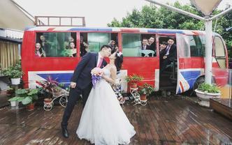 【超值钜惠】首席档-双机位摄像婚礼跟拍
