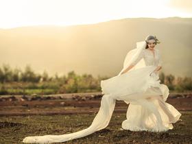 长沙婚纱摄影工作室蜗牛映像-复古文艺范