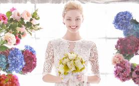 |嘉唯服饰|G&V原创设计英伦风格全手工婚纱套餐