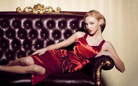  嘉唯服饰 G&V原创设计英伦风格伴娘服小礼服
