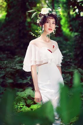 新娘清新大片|诗画古韵