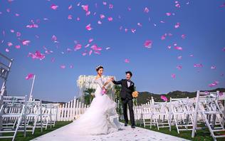 【环球婚礼】全球主流时尚八大婚礼风格 梦幻浪漫