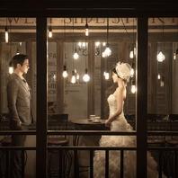 【首尔印象】3D穿透式实景主题摄影片场 纯韩奢华