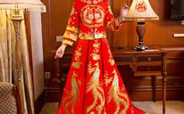 (活动拍下禾服送同款模特头饰)新款秀禾服新娘结婚中式敬酒服