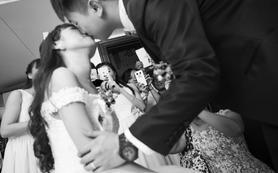 婚礼拍摄(双机)
