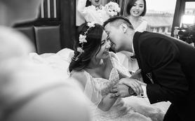 【小新婚礼视觉】总监单机-风景再好不及你的笑