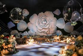 《Flowers in Dream》创意婚礼
