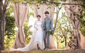 【好评如潮】经典重庆外景+重庆夜景婚纱照底片全送