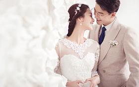 韩式室内婚纱照--独家格调A片场