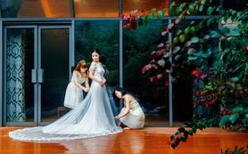 婚礼纪实摄影   单机位